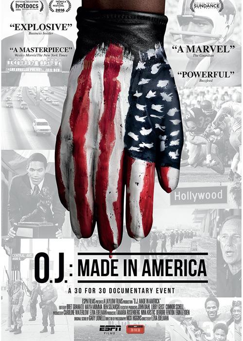 OJ Made in America Mini Series / Movie
